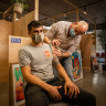 Workplace vaccinations: Business leaders to meet Frydenberg to fast track rollout
