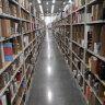 'I think I still feel a bit lost in the flood': Inside Amazon's Australian warehouse
