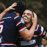Shute Shield results: Easts belt West Harbour, Randwick score gutsy win with 14 men