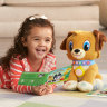 Talking puppy is a (slightly creepy) reading friend for toddlers