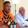 QRL could use code of conduct to terminate registration if Folau makes anti-gay posts