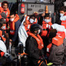 Britain will deny asylum to migrants who board boats: report