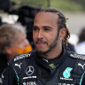 Gamble pays off for Mercedes as Hamilton hunts down Verstappen