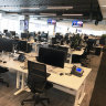 The empty newsroom: Putting out The Age while in lockdown