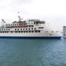 More than 80 passengers on board Greg Mortimer cruise ship test positive for COVID-19