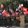 CFMEU withdraws support for Queensland Labor's left