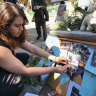 Carers set up 'koala memorial', vow to phone Queensland ministers daily