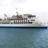 Most people on Antarctica cruise ship have coronavirus
