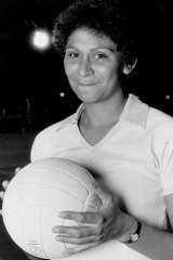 Marcia Ella-Duncan was the first Indigenous netballer to represent Australia.