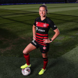 Erica Halloway is one of only a handful of players retained by Western Sydney from last season.