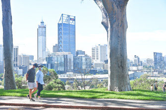 Perth waking up to its first day of a three-day snap lockdown on Saturday.