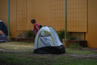 The number of people experiencing homelessness around Perth has been on the rise in the past six months.