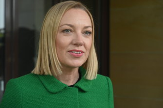 WA Opposition Leader Mia Davies says MPs are already leading by example when it comes to vaccination.