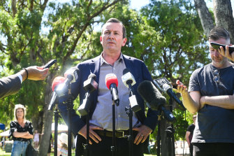 Mark McGowan has all but eradicated the Liberal Party from West Australian state politics.