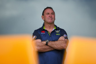 Canberra coach Ricky Stuart has thrown his weight behind the ARLC's changes.