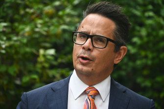 Former Treasurer Ben Wyatt has hit back at critics of his new board roles with Woodside and Rio Tinto.