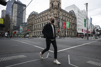 Victoria records 11 new cases with authorities poised to ease restrictions