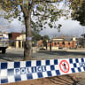 Police shoot armed man at Queanbeyan service station