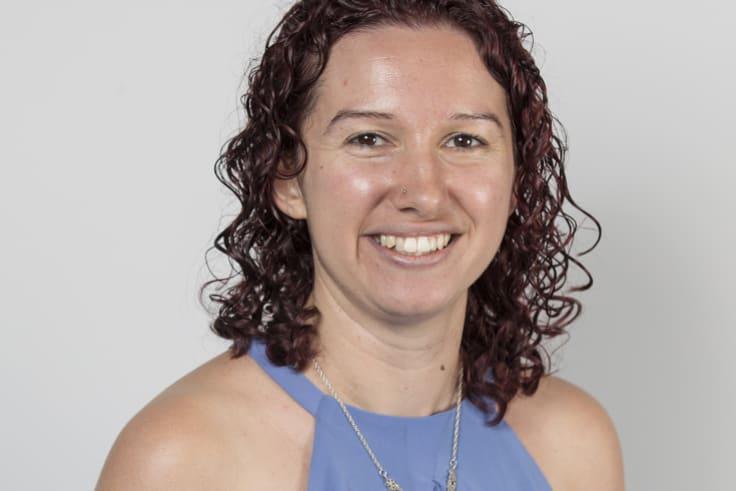 James Cook University Associate Professor Emily Callander.