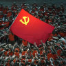 China's totalitarian regime cannot coexist with the democratic world