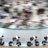 Australia records modest medal haul at track World Cup