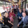 New free bus service for Canberra's 'culture loop'