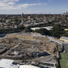 Two companies shortlisted to complete Sydney stadium project