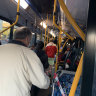 Buses running beyond 'capacity' in Sydney hotspot areas