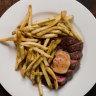 Old Fitz, new tricks: New chef serves steak frites and fancy Viennetta