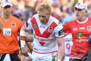 Scholar: James Graham has done his own study and research into concussion.