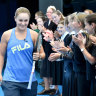Ash Barty reveals secrets in Brisbane, including those Disney quotes