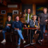 A band, a bar and the joy of live music in the air