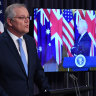 In AUKUS pact, Australia grasps central role in great geopolitical struggle of the era