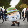 'A boom without reality': Japan mulls life without cute mascots