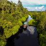 Into the wild: take a slow boat to see Borneo's orangutans