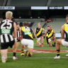 Footy returns with a matter of respect and solidarity