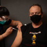 Australia 'flying blind' without more vaccine data, experts say