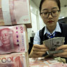 China's currency still a darling despite Evergrande's implosion