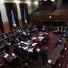 The zoom where it happens: Draft law for NSW Parliament to vote virtually in lockdown