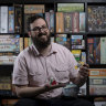 Board gamers ready for life's ups and (lock) downs