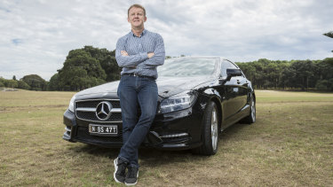 Drive My Car chief executive officer Chris Noone.
