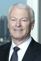Paul Costello, a pioneer of Australasian superannuation.