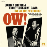 Johnny Griffin & Eddie 'Lockjaw' Davis's Ow! album cover.