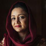 Roya Rahmani, Afghanistan's first female ambassador to the United States.