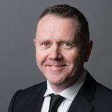 Australian Medical Association WA president Andrew Miller.