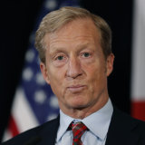 Billionaire investor and Democratic presidential hopeful Tom Steyer.