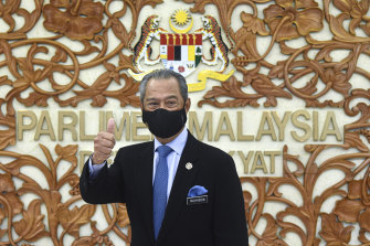 The government  of Malaysian Prime Minister Muhyiddin Yassin has resisted a full lockdown.