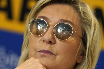 Far-right leader Marine Le Pen had hoped to use the regional elections as a springboard for next year's national ballot.