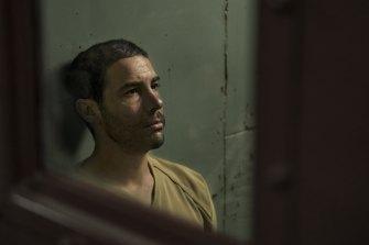 Tahar Rahim stars as Mohamedou Ould Salahi.