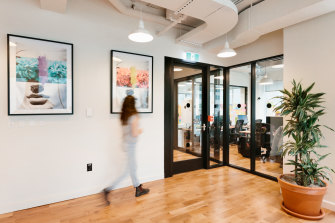 WeWork in Brisbane recently opened a shared workspaces in the city.